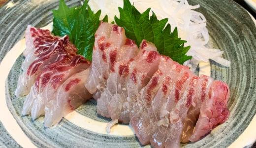 釣ってさばいて食べるまでが船釣り。釣りたての新鮮なクロダイとアジを刺身で食べたら美味しかった