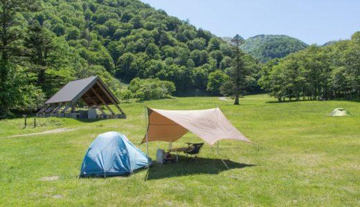 日光湯元キャンプ場の魅力をオリジナルサイトマップで紹介