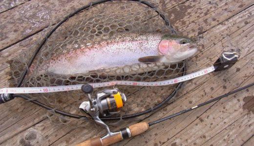 管理釣り場から始める、初めてのトラウトルアーフィッシング