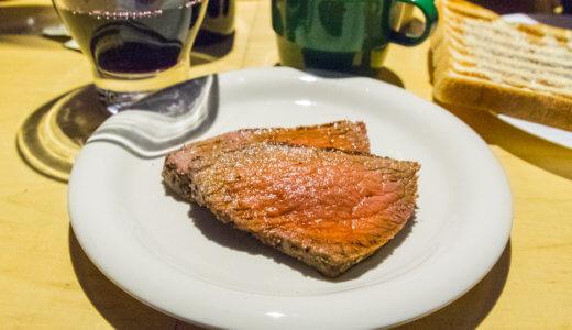 ユニフレームのダッチオーブンで作るローストビーフ|レシピと失敗しないためのポイントと必要な道具を紹介